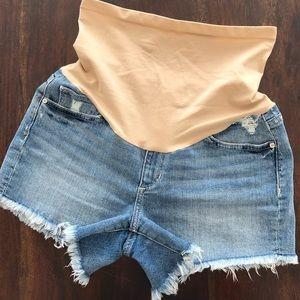 Joe's Jeans Ozzie Maternity Short
